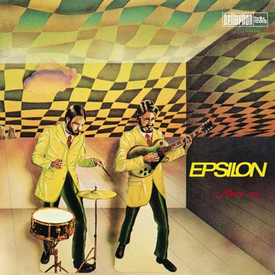 Epsilon. Move On. LP.