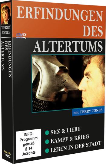 Erfindungen des Altertums. 3 DVDs.