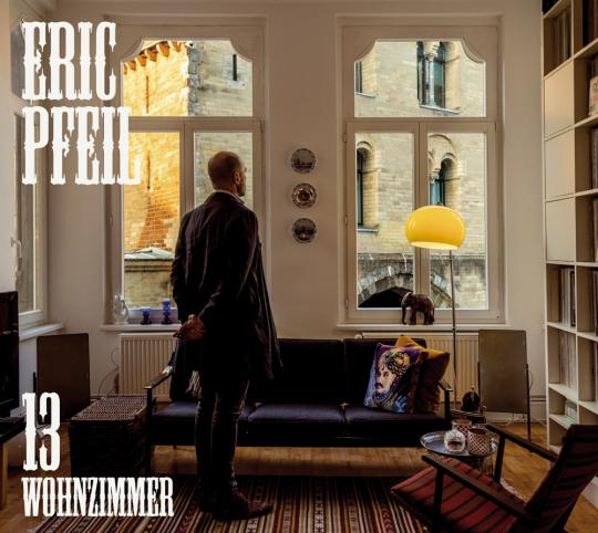 Eric Pfeil. 13 Wohnzimmer. CD.