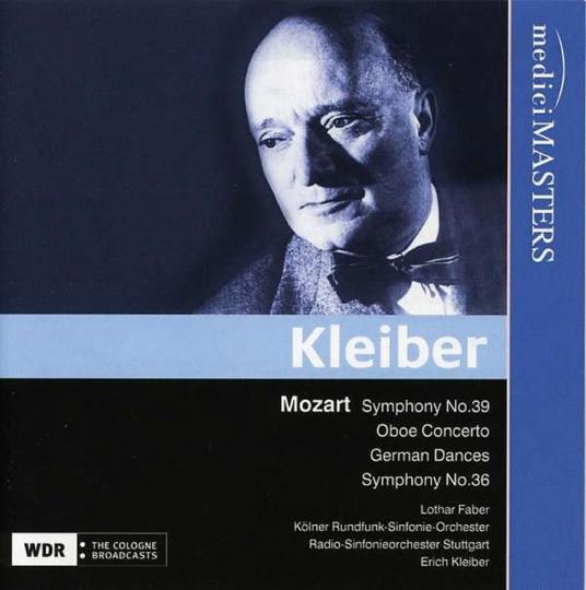 Erich Kleiber dirigiert. CD.