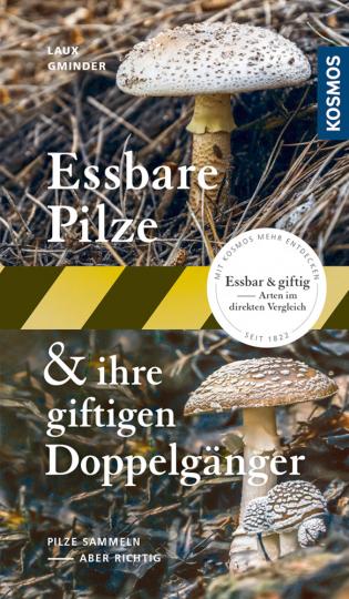 Essbare Pilze und ihre giftigen Doppelgänger
