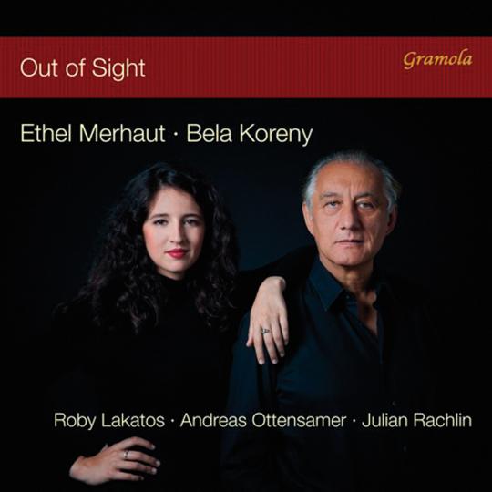 Ethel Merhaut. Out of Sight. CD.