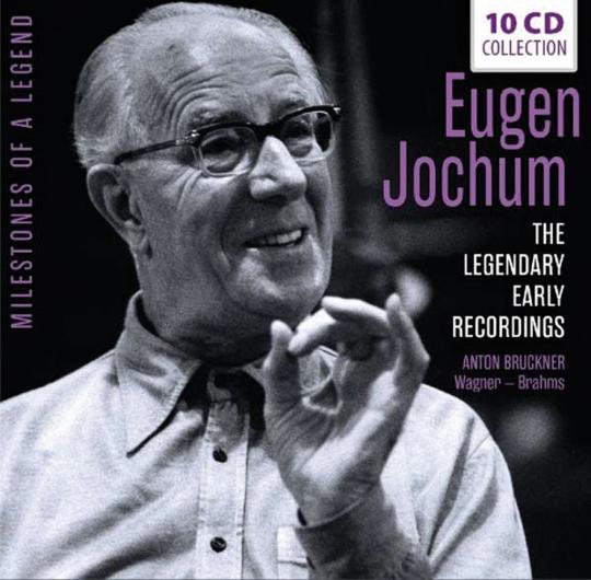 Eugen Jochum. The Legendary Early Recordings. 10 CDs.