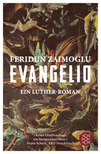Evangelio. Ein Luther-Roman.