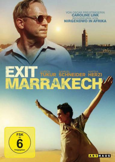 Exit Marrakech. DVD.
