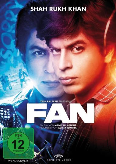 Fan. Erstauflage mit Poster. DVD.