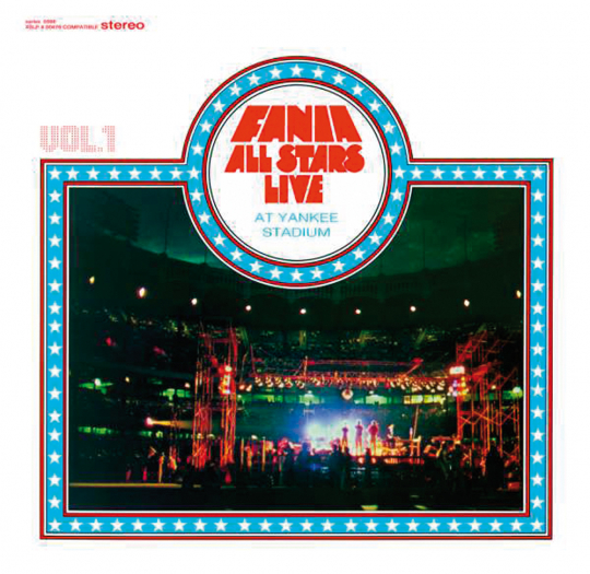 Fania All Stars. Live at Yankee Stadium Vol. 1. 180g-Vinyl LP.