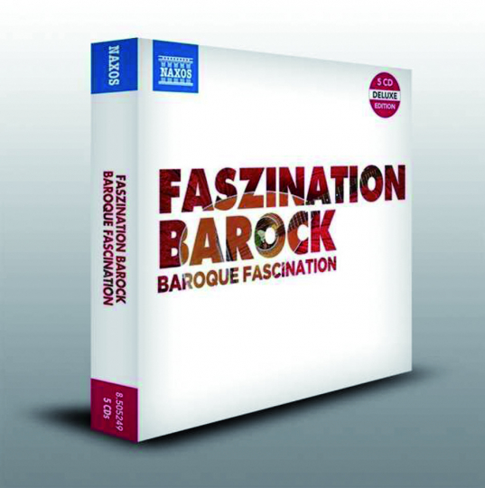 Faszination Barock. 5 CDs.