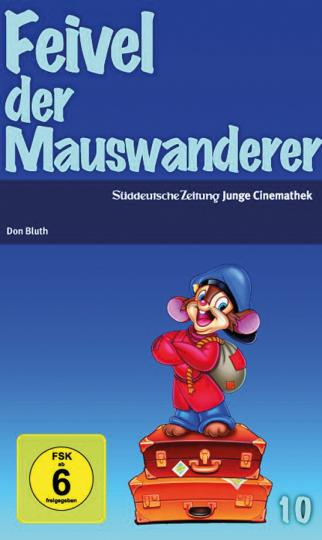 Feivel der Mauswanderer. DVD.
