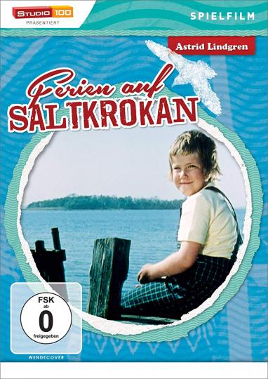 Ferien auf Saltkrokan. DVD.