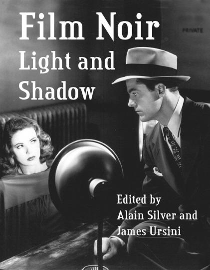 Film Noir. Light and Shadow.