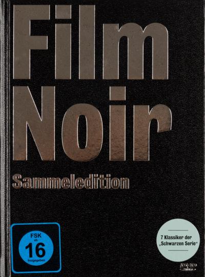 Film-Noir. Sammeledition. 7 DVDs.