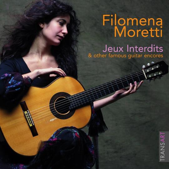 Filomena Moretti. Jeux Interdits. CD.