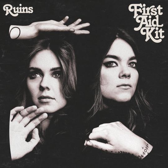 First Aid Kit. Ruins. Vinyl LP.