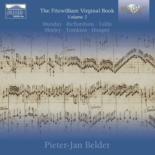 Fitzwilliam Virginal Book Vol. 5. 2 CDs.