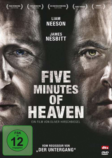 Five Minutes Of Heaven. DVD.