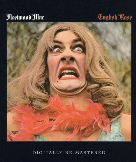 Fleetwood Mac. English Rose. CD.