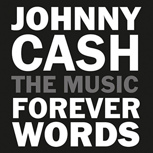 Forever Words - Johnny Cash. CD.