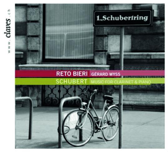 Franz Schubert. Violinsonaten D 384, 385, 408. Sonatinen für Violine & Klavier. CD.