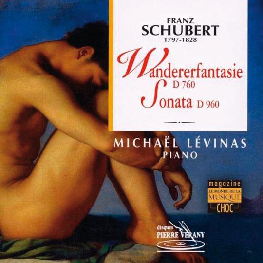 Franz Schubert. Wandererfantasie D. 760. CD.