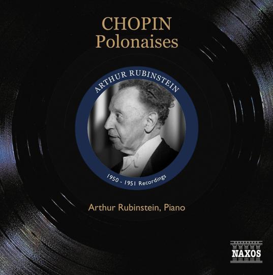 Frédéric Chopin. Polonaisen Nr. 1-7. CD.