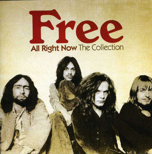 Free. All Right Now: The Collection. CD.