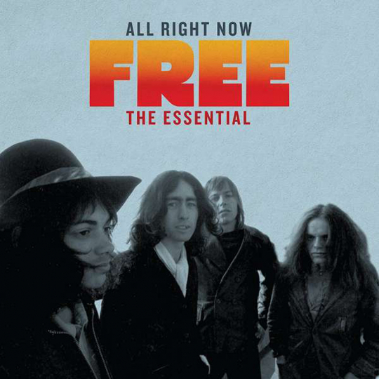 Free. All Right Now: The Essential Free. 3 CDs.