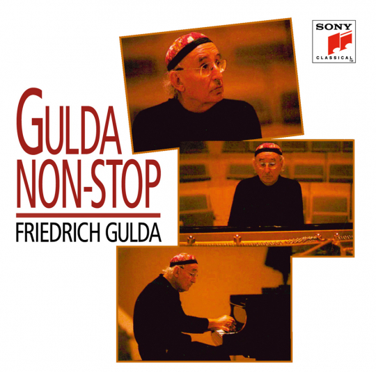 Friedrich Gulda Non-Stop. CD.