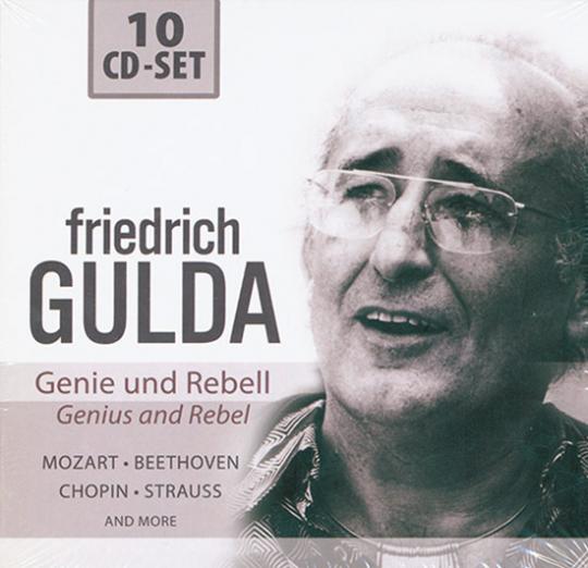 Friedrich Gulda. Genie und Rebell.