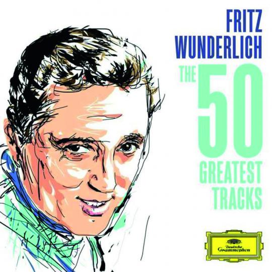 Fritz Wunderlich. The 50 Greatest Tracks. 2 CDs.