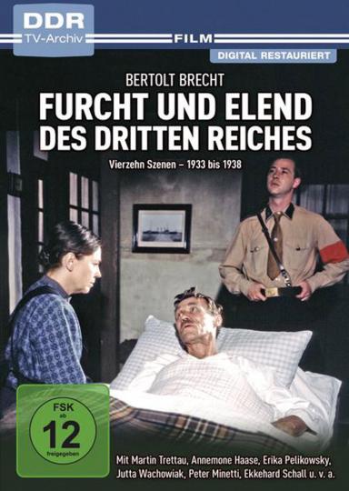 Furcht und Elend des Dritten Reiches. DVD