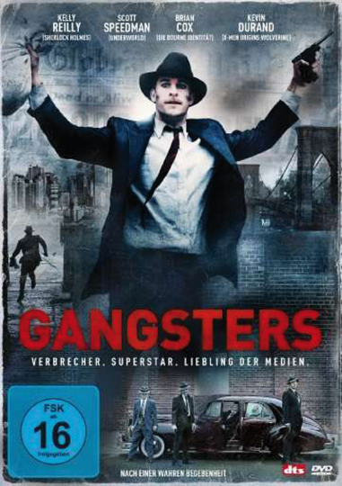 Gangsters. DVD.