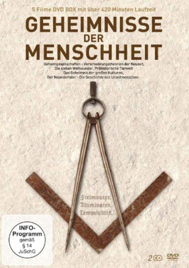 Geheimnisse der Menschheit. 2 DVDs.