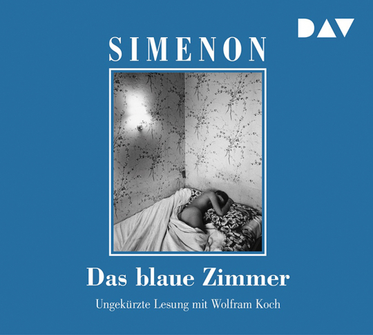 Georges Simenon. Das blaue Zimmer. 5 CDs.