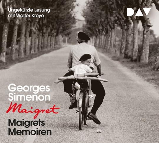 Georges Simenon. Maigrets Memoiren. 3 CDs.