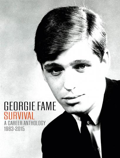 Georgie Fame. Survival: A Career Anthology (Limited-Edition). 6 CDs.