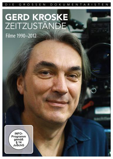 Gerd Kroske. Zeitzustände 1990-2012. 5 DVDs.
