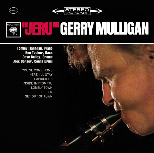 Gerry Mulligan. Jeru. CD.