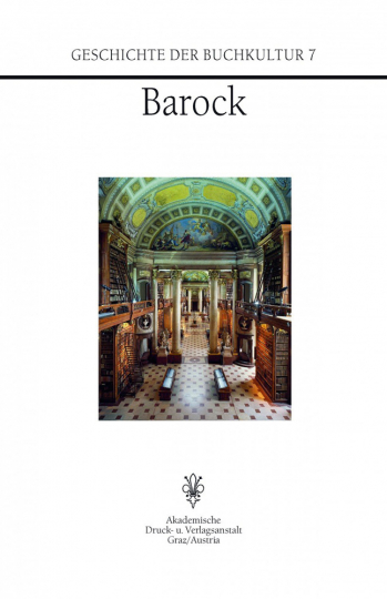 Geschichte der Buchkultur 7. Barock.