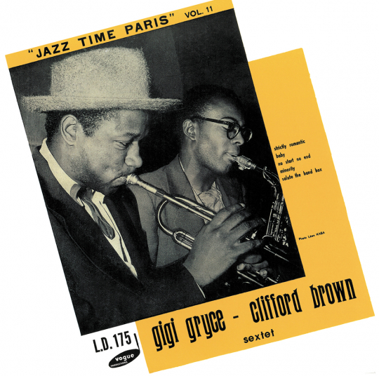 Gigi Gryce & Clifford Brown. Jazz Time Paris. CD.