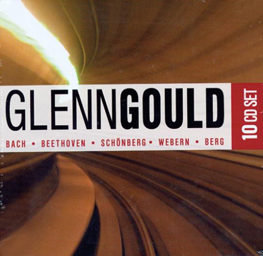 Glenn Gould (1932-1982).