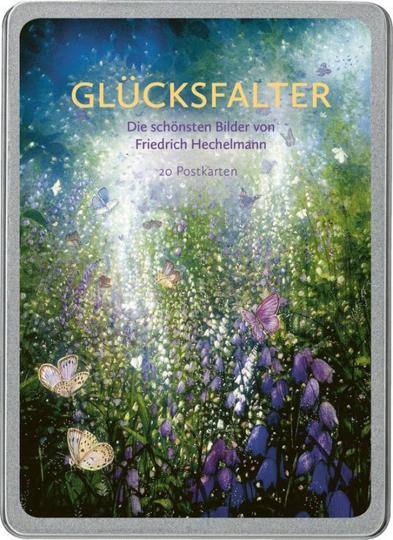 Glücksfalter - Die schönsten Bilder von Friedrich Hechelmann