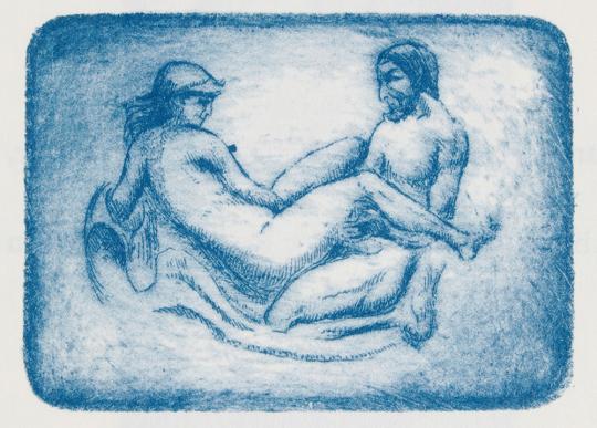 Goethes Geheime Erotische Epigramme.