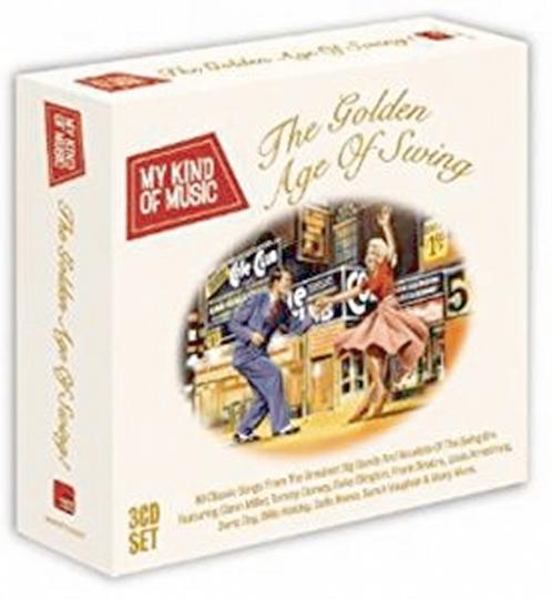 Golden Age of Swing - Das goldene Zeitalter des Swing 3 CDs