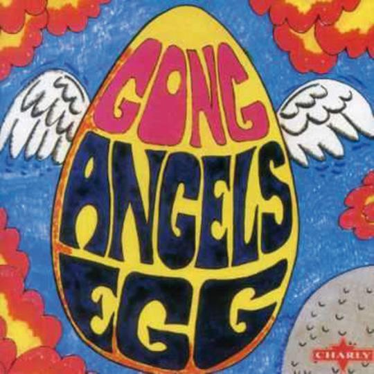 Gong. Angels Egg. CD.