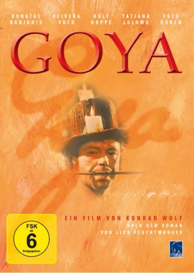 Goya oder der arge Weg der Erkenntnis. DVD.