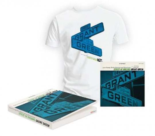 Grant Green. Street Of Dreams. 1 LP, 1 T-Shirt.