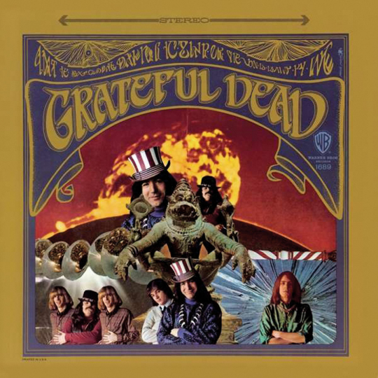 Grateful Dead. 50th Anniversary Deluxe Edition. 2 CDs.