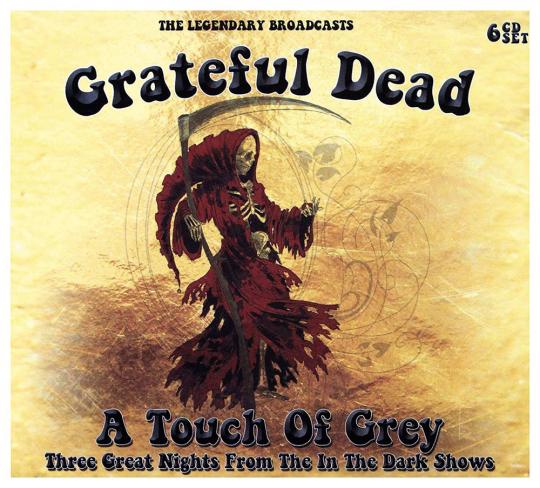 Grateful Dead. A Touch Of Grey. 6 CDs.