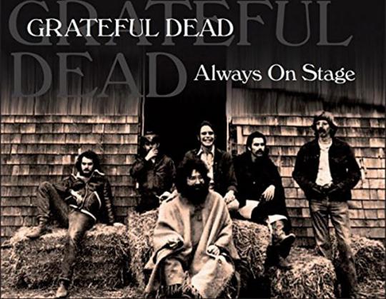Grateful Dead. Always on Stage. 2 CDs.